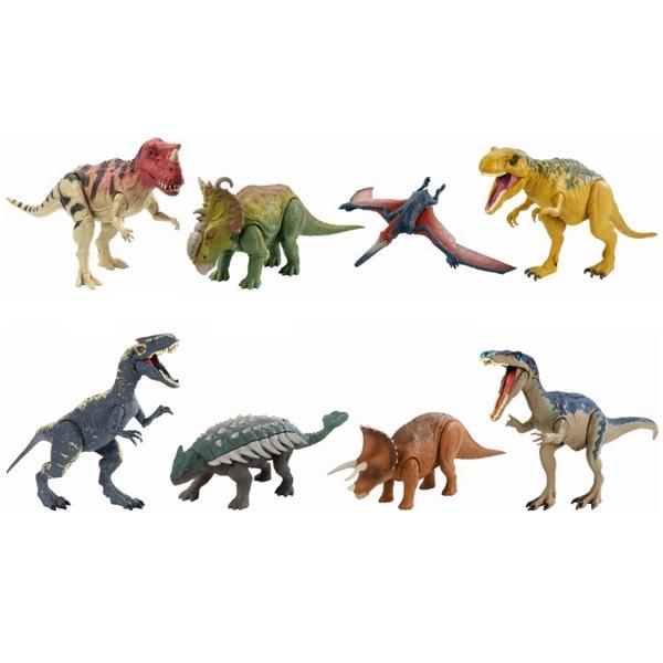 Mattel Jurassic World FMM23 Динозавры со звуковыми эффектами (в ассортименте)