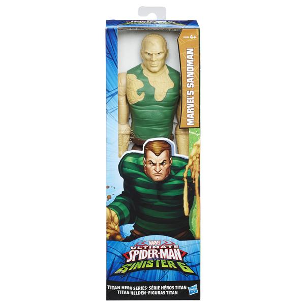 Hasbro Spider-Man B5755 Титаны: Злодеи (в ассортименте)
