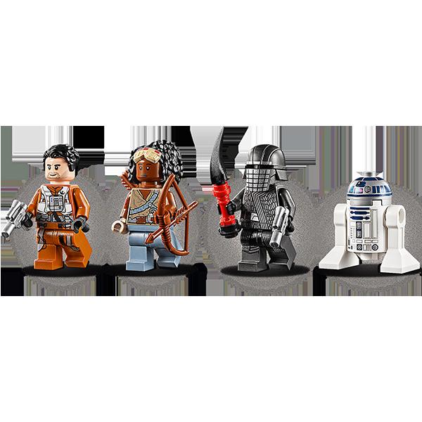 LEGO Star Wars 75273 Конструктор ЛЕГО Звездные войны Истребитель типа Х По Дамерона