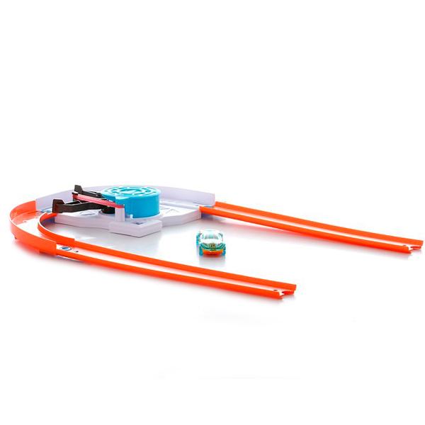 Mattel Hot Wheels DJD67 Хот Вилс Конструктор трасс Turn Kicker цена и фото