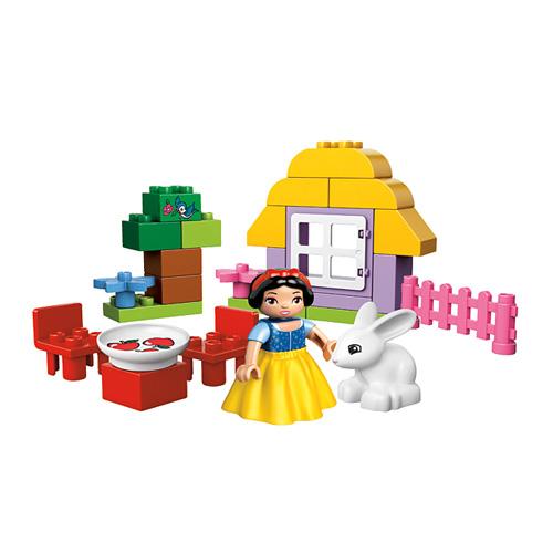 Лего Дупло 6152 Принцессы Домик Белоснежки