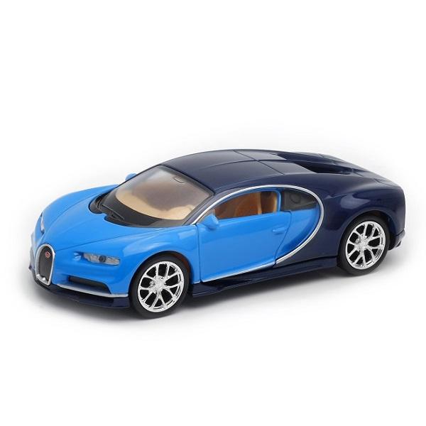 Welly 43738 Модель машины 1:38 Bugatti Chiron автомобиль welly bugatti chiron 1 38 синий 43738