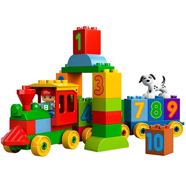 Лего Дупло 10558 Считай и играй