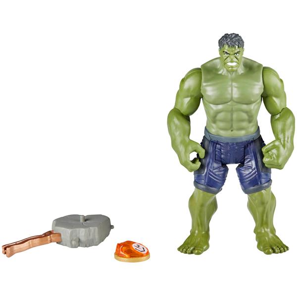 Hasbro Avengers E0563/E1405 фигурка Мстители с камнем делюкс Халк