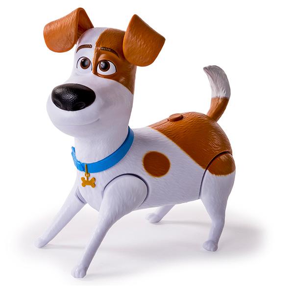 Secret Life of Pets 72802-max Тайная жизнь домашних животных Фигурка героя Макс с эффектами