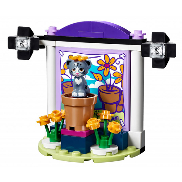 Lego Friends 41305 Конструктор Лего Подружки Фотостудия Эммы