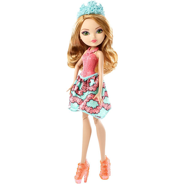 Mattel Ever After High DLB37 Эшлин Элла пеналы mattel пенал 1 отделение узкий mattel ever after high серебр роз наполненный