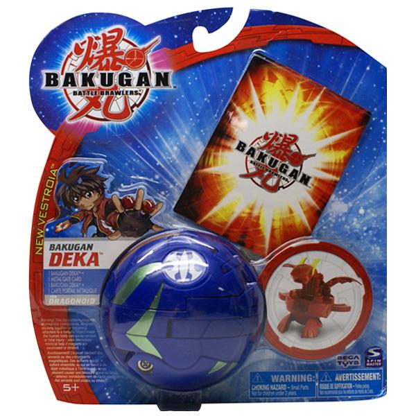 Bakugan Бакуган 2 Сезон 64272 набор Deka