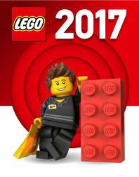 Новинки конструкторов LEGO 2017