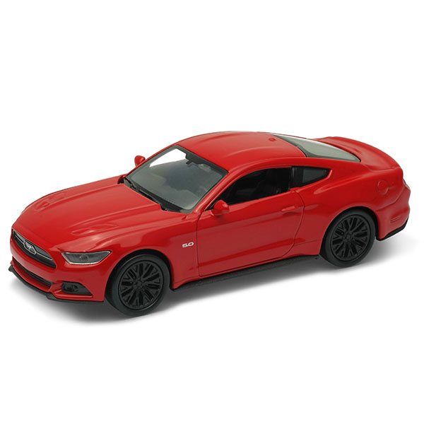 Welly 43707 Велли Модель машины 1:34-39 Ford Mustang GT 2015 1 18 ford 1967 mustang gta fastblack car black and green zinc alloy car model diecast for collection boys toys gifts