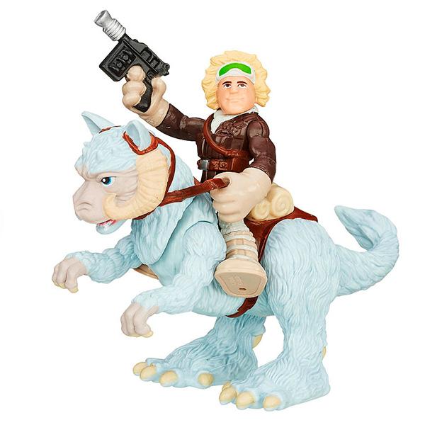 Hasbro Playskool Heroes B2033 Звездные Войны Герои Фигурка и транспортное средство (в ассортименте)