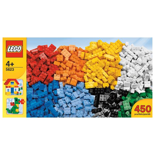 Конструктор Лего Криэйтор 5623 Конструктор Большой набор кубиков