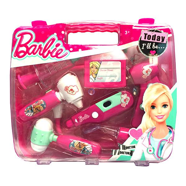 Corpa D125 Игровой набор юного доктора Barbie в чемодане