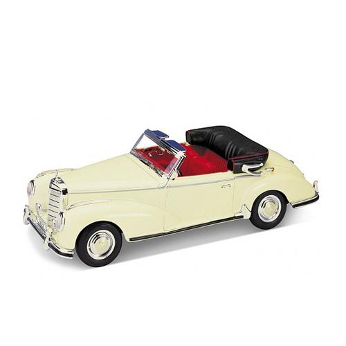 Welly 19859_1 Велли Модель машины 1:18 Mercedes-Benz 300S 1955
