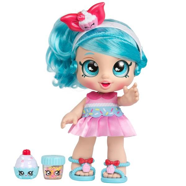 """Kindi Kids 38393 Кинди Кидс Игровой набор Кукла """"Джессикейк"""" 25 см. с аксессуарами"""