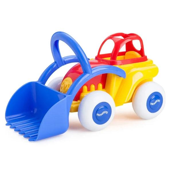 Vikingtoys 701232 Машинка Трактор MIDI (новые цвета)
