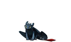 """Игрушки """"Как приручить дракона-3"""""""