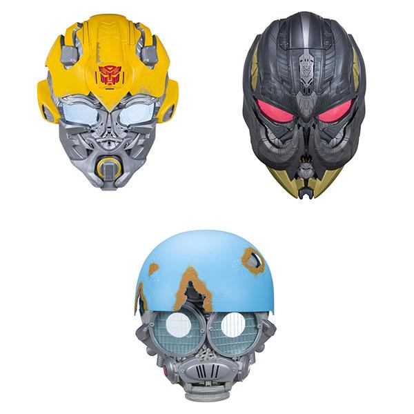 Hasbro Transformers C0888 Электронная маска Трансформеров transformers bumblebee and grindor