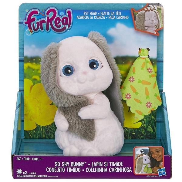 Hasbro Furreal Friends B9062 Пушистый друг Забавный кролик