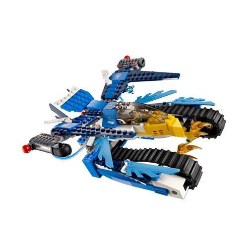 Lego Legends of Chima 70013 Конструктор Гарпунёр Орла Экилы