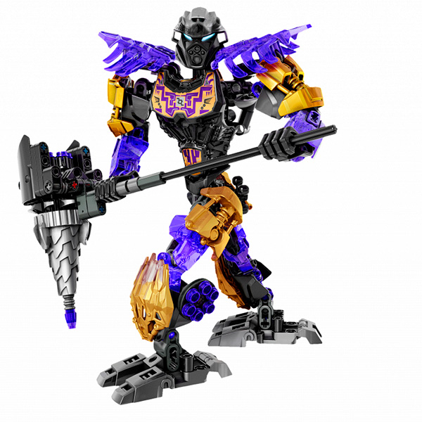 Lego Bionicle 71309 Конструктор Лего Бионикл Онуа - Объединитель Земли