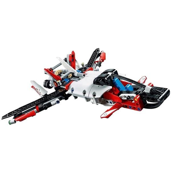 LEGO Technic 42092 Конструктор ЛЕГО Техник Спасательный вертолёт