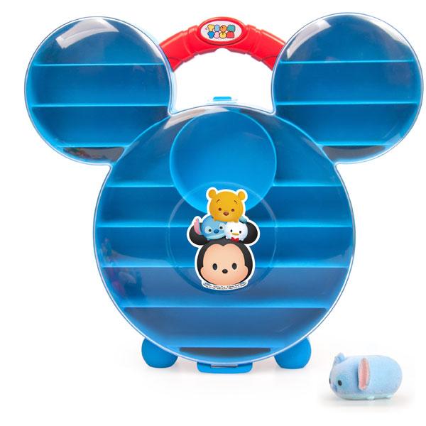 Tsum Tsum 5830 Кейс для коллекционирования фигурок, фигурка в наборе new in box tsum tsum stack n play toy shop original