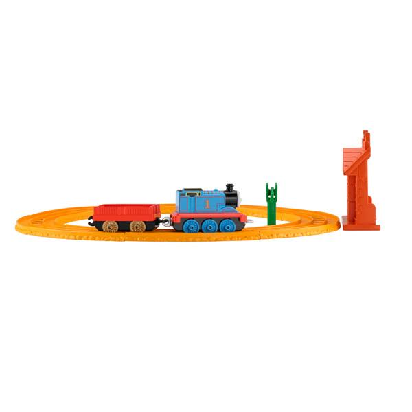 "Mattel Thomas & Friends BHR92 Томас и друзья Игровой набор ""Томас на станции Марон"""