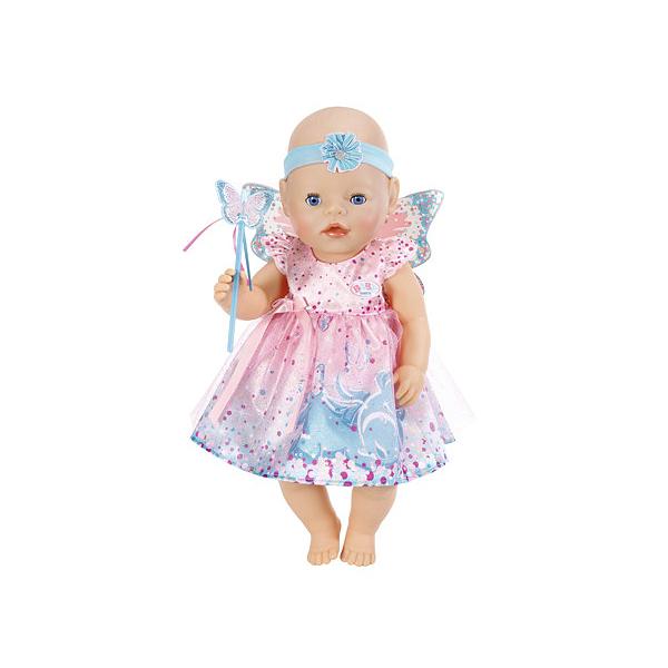 Zapf Creation Baby born 823-644 Бэби Борн Платье феи