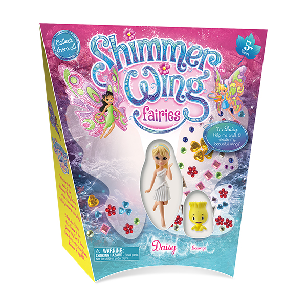 Shimmer Wing SWF0002b Игровой набор Фея Дейзи