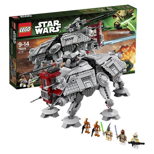 Конструктор Lego Star Wars 75019 Лего Звездные Войны Боевая машина Шагоход AT-TE