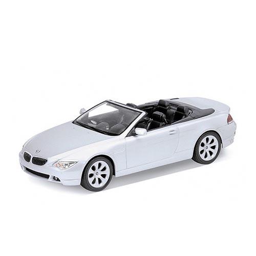 Welly 12547MK_1 Велли Модель машины 1:18 BMW 645CI (сборка)