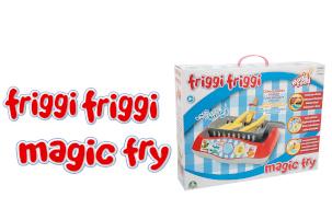 Готовь вместе с Magic Fry
