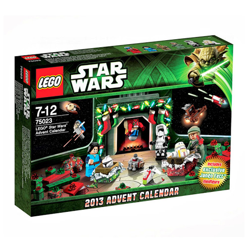 Lego Star Wars 75023 Конструктор Лего Звездные войны Новогодний календарь LEGO Star Wars