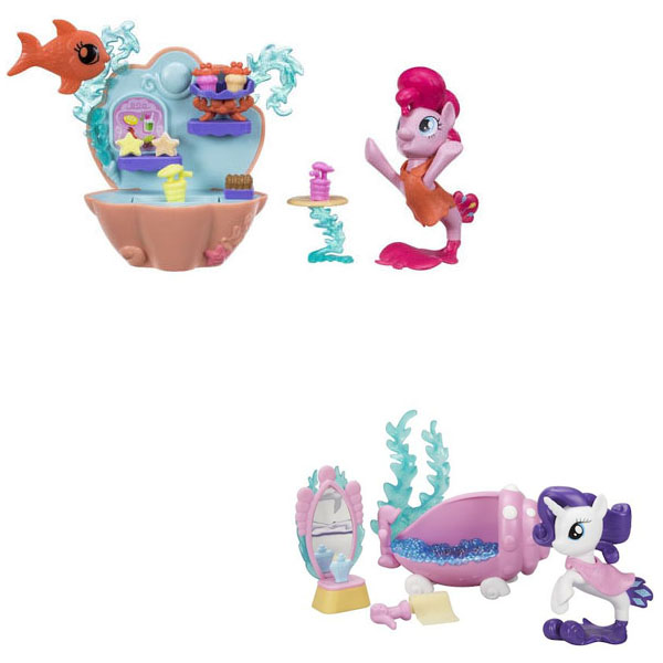 Hasbro My Little Pony C0682 Май Литл Пони Мерцание с аксессуарами мульти пульти мягкая игрушка принцесса луна 18 см со звуком my little pony мульти пульти