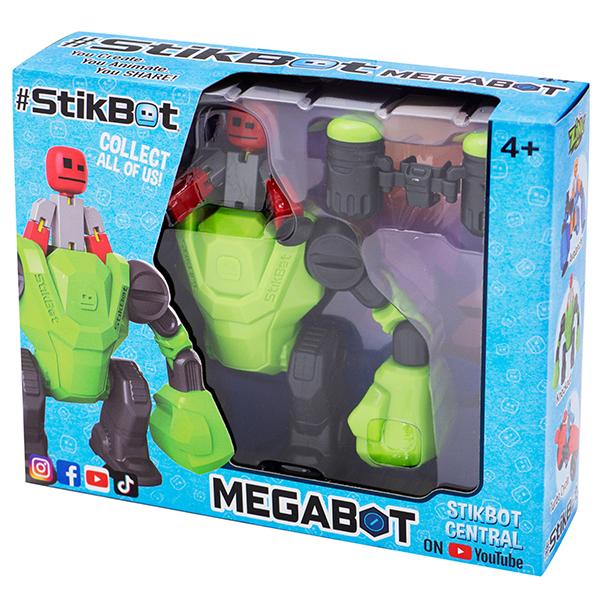 "Stikbot TST629N Стикбот ""Мегабот Нокаут"""