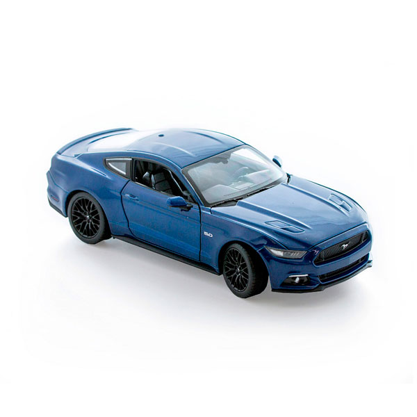 Welly 24062 Велли Модель машины 1:24 Ford Mustang GT welly bentley continental supersports велли welly
