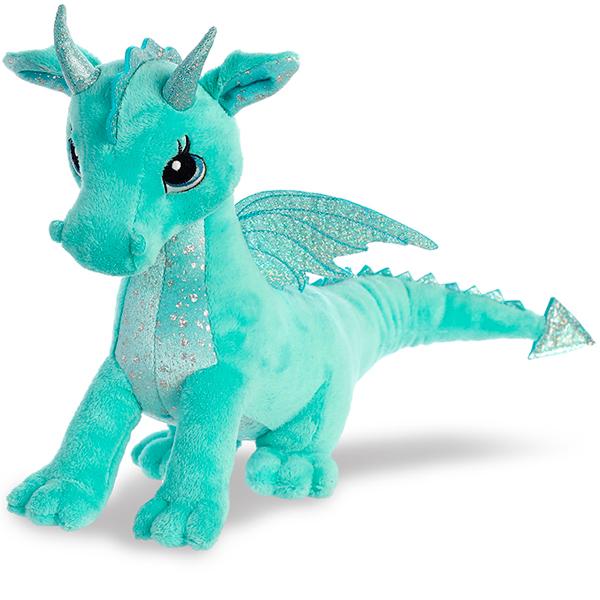 Aurora 170619B Дракон мятный, 30 см