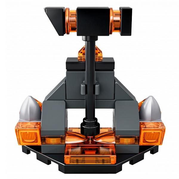 Lego Ninjago 70637 Конструктор Лего Ниндзяго Коул - Мастер Кружитцу