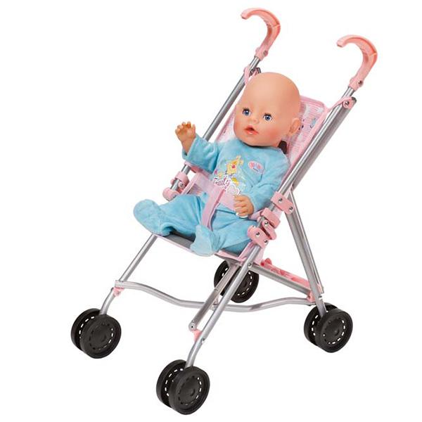 Zapf Creation Baby born 822-302 Бэби Борн Коляска-трость