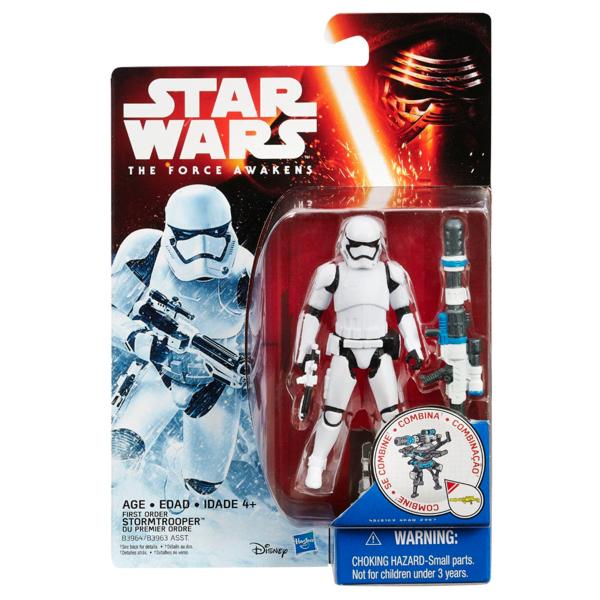Hasbro Star Wars B3964 Звездные Войны Штурмовик Первого Ордена