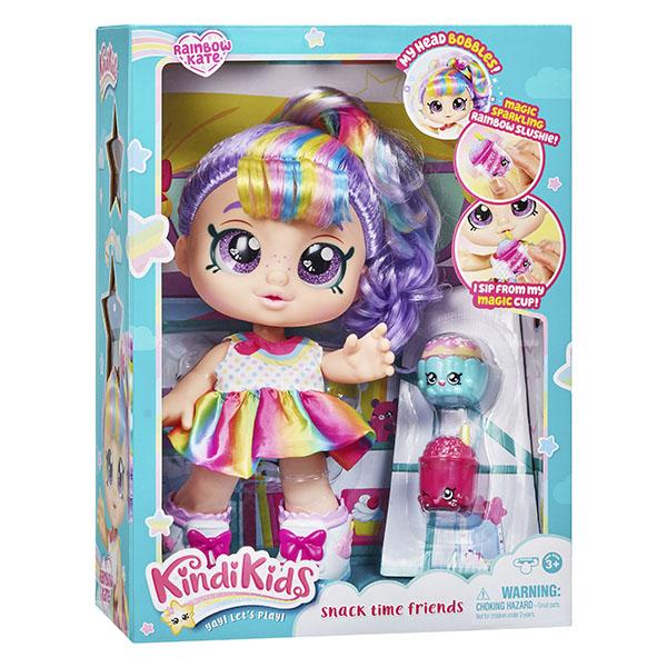 Kindi Kids 38722 Кинди Кидс Игровой набор кукла Рэйнбоу Кейт (25 см с аксессуарами)