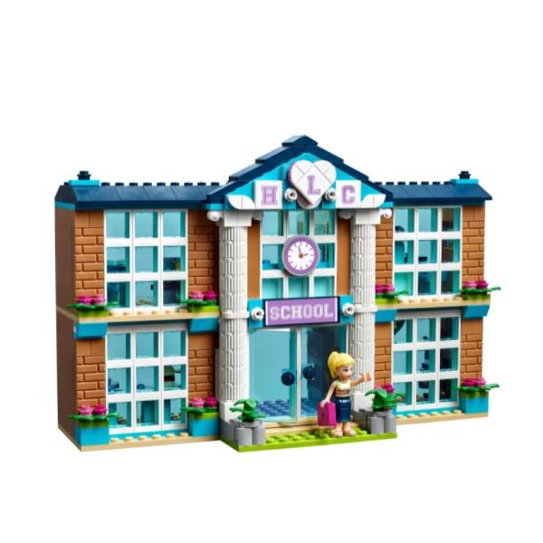 LEGO Friends 41682 Конструктор ЛЕГО Подружки Школа Хартлейк Сити