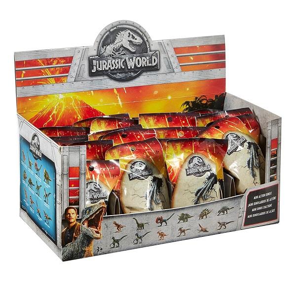 Mattel Jurassic World FML69 Мини-динозавры (в ассортименте)