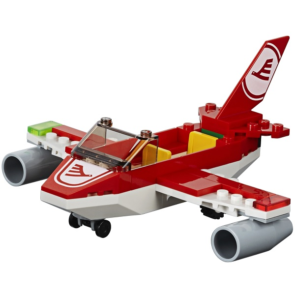 LEGO Juniors 10764 Конструктор ЛЕГО Джуниорс Городской аэропорт
