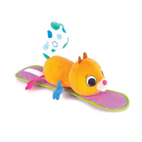 Фото - Happy Snail 14HSK02HR Крепитель Белка Хруми игрушка погремушка happy snail хруми 17hst02hr