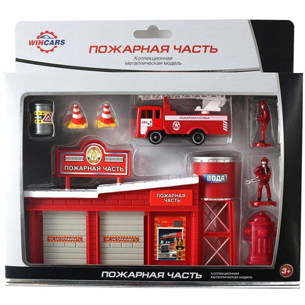 Wincars 30812 Набор Пожарная часть