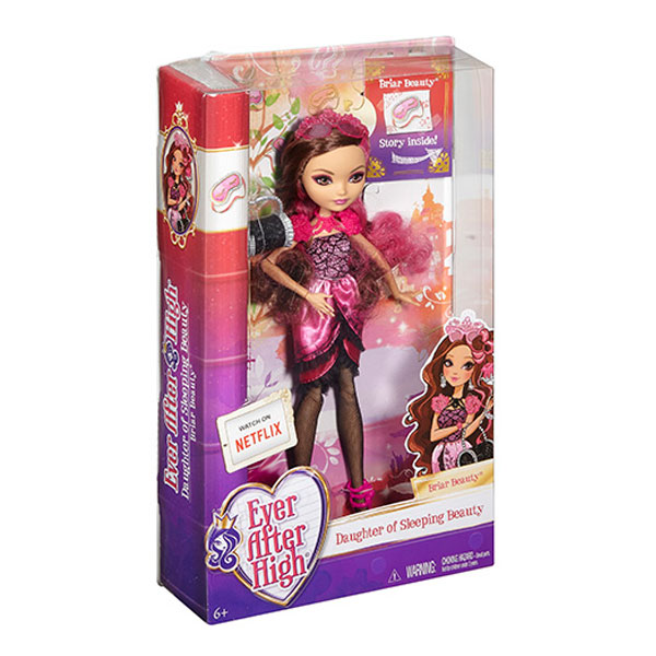 Mattel Ever After High BBD53 Брайер Бьюти