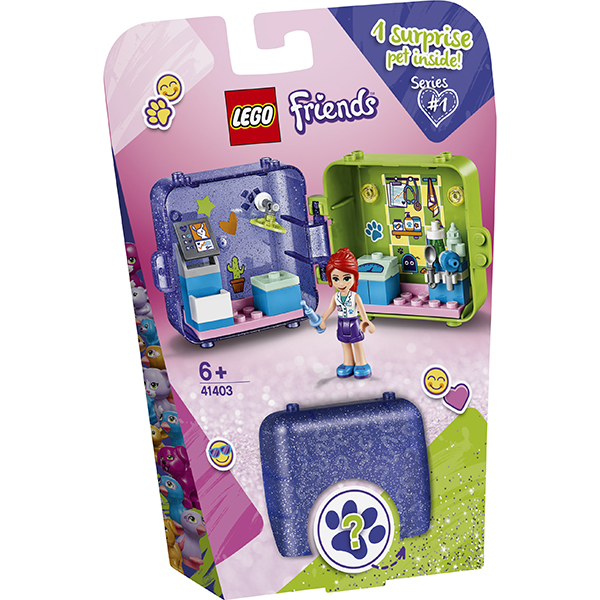LEGO Friends 41403 Конструктор ЛЕГО Подружки Игровая шкатулка Мии