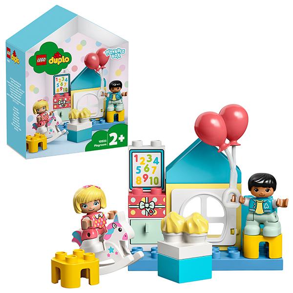 цена LEGO DUPLO 10925 Конструктор ЛЕГО ДУПЛО Игровая комната онлайн в 2017 году